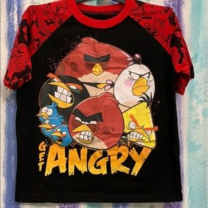 Other - Boys Angry Birds shirt